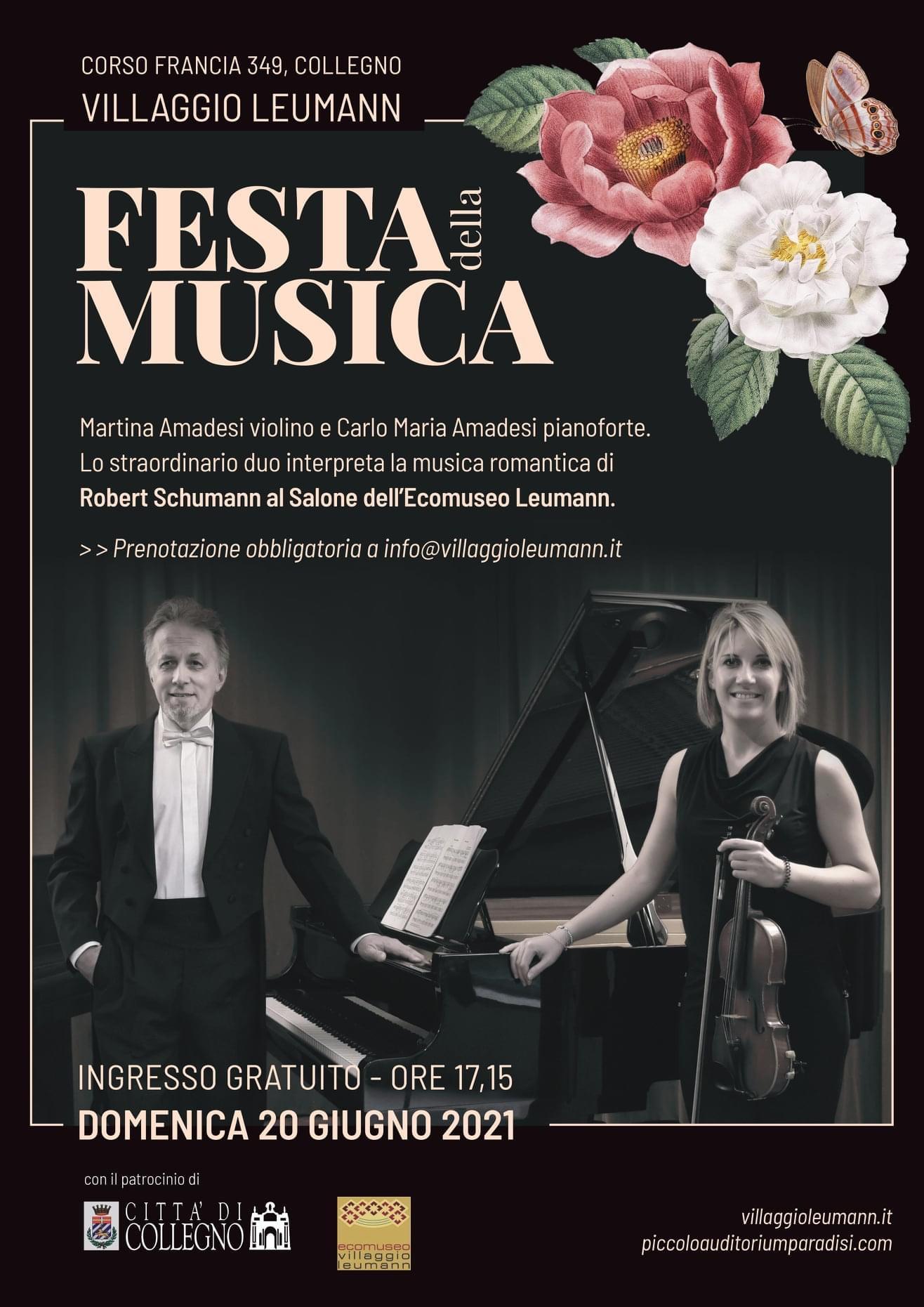 Concerto Amadesi giugno 2021